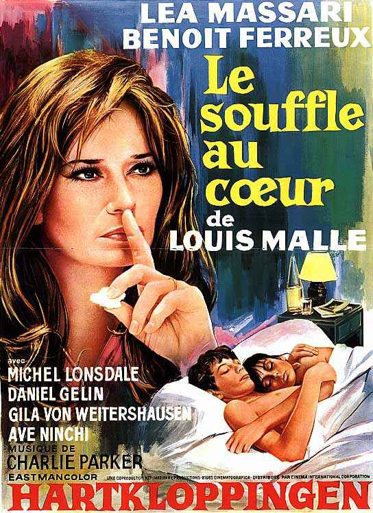 lrjeb Louis Malle   Le souffle au coeur aka Murmur of the heart (1971)