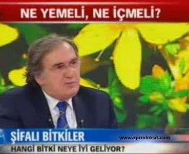 Prof.Dr. İbrahim Saraçoğlu  HaberTürk kanalında soruları cevapladı